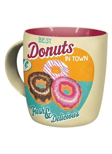 Donuts Kupa-Nostalgic Art